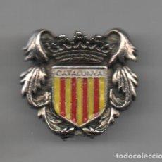 Pins de colección: PIN-HERALDICA DE CATALUNYA. Lote 295418738