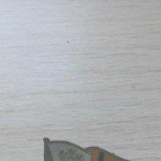 Pins de colección: PIN ALFILER FÚTBOL BILBAO PORTUGALETE. Lote 295799423