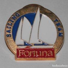 Pins de colección: PIN DE LOS TABACOS FORTUNA. Lote 296733593