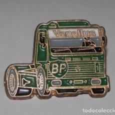 Pins de colección: PIN DE LAS GASOLINERAS BP. Lote 296734888