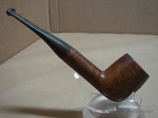 PIPA MARCA BRUKEN NUMERO 605 MADERA (Coleccionismo - Objetos para Fumar - Pipas)