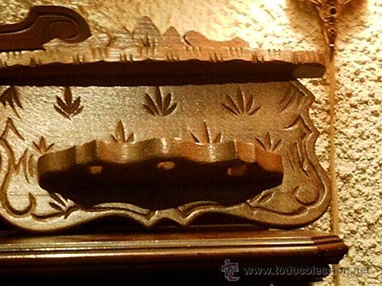 Pipas de fumar: SOPORTE - Repisa para pipas antigua. - Foto 3 - 26117507