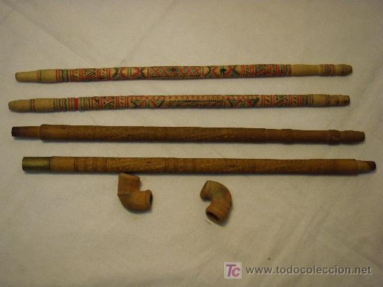 ANTIGUAS PIPAS DE FUMAR KIFFI (Coleccionismo - Objetos para Fumar - Pipas)