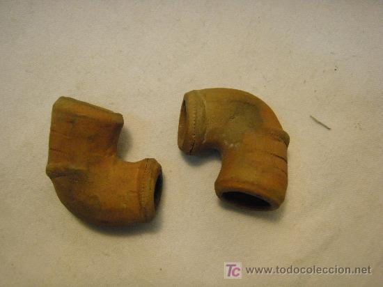 Pipas de fumar: ANTIGUAS PIPAS DE FUMAR KIFFI - Foto 6 - 27582361