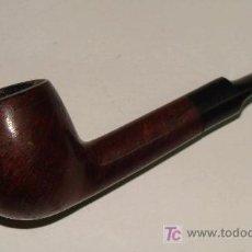Pipas de fumar: PIPA DE FUMAR EN MINIATURA. MARCAJE 417. MADERA PULIDA. 9,5 CM. . Lote 19732985