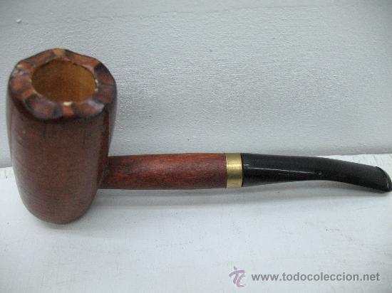 SUGAR MAPLE PIPES - PIPA DE MADERA (Coleccionismo - Objetos para Fumar - Pipas)