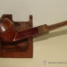 Pipas de fumar: PIPA DE FUMAR. MARCA CORVETTE. MODELO TIPO JUPITER SATURNO. . Lote 28563309