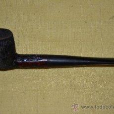 Pipas de fumar: PIPA ANTIGUA RECTA DE ADYN. Lote 34256047