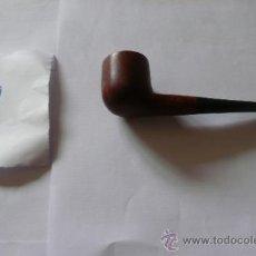 Pipe per fumare: PIPA 49. PIPA ALBANIE. PIPA DE MADERA DE BREZO.. Lote 37233920