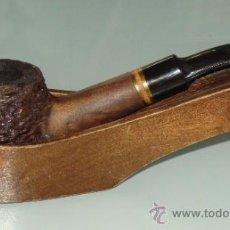 Pipas de fumar: PIPA DE FUMAR DE MADERA. SIN MARCA NI MARCAJES. . Lote 37849115