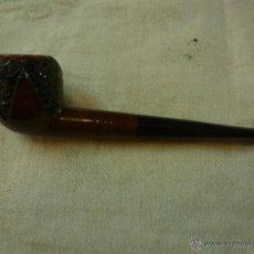 Pipas de fumar: PIPA DE MADERA. Lote 42593869