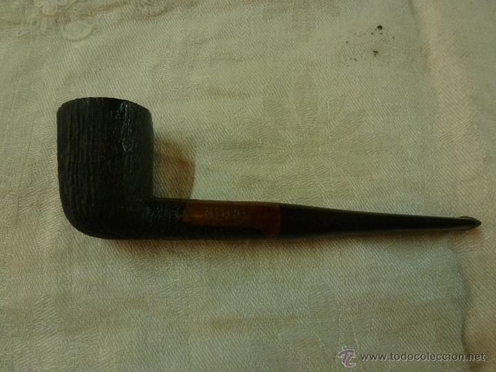 PIPA DE MADERA (Coleccionismo - Objetos para Fumar - Pipas)