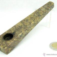 Pipas de fumar: PIPA DE PIEDRA. Lote 161103393