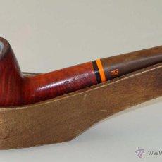 Pipas de fumar: PIPA DE FUMAR. MARCA GALERNA FIRST QUALITY BRIAR. 2237. IBERIA DE PIPAS. FABRICACIÓN ESPAÑOLA. Lote 43228299