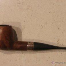 Pipas de fumar: PIPA BUTS CHOQUIN - MATIGNON - STERLING SILVER - USADA. Lote 44014164