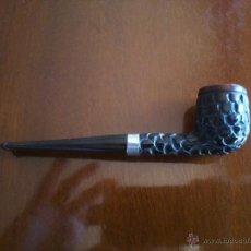 Pipas de fumar: PIPA MARCA GIM. MADERA DE BREZO. Lote 45125510