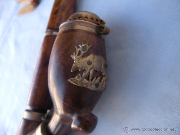 Pipas de fumar: BONITA PIPA CON TAPA Y ADORNOS - Foto 2 - 46923686
