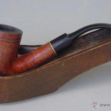 Pipas de fumar: PIPA DE FUMAR. MARCA SALVATELLA. MODELO MARINA Nº 76. . Lote 51042917