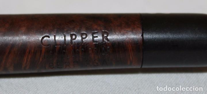 Pipas de fumar: PIPA CLIPPER HIGH CLASS BRIAR IBERPIP.SA 466 - Foto 3 - 66881378