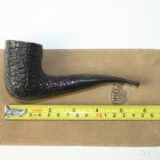 Pipas de fumar: SAVINELLI AUTOGRAPH MIXTA. ITALY. PIPA DE FUMAR. CON FUNDA. SIGLO XX. Lote 69503069