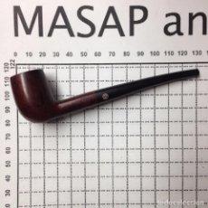 Pipas de fumar: PIPA DE FUMAR MARCA DUN KING. Lote 82725124