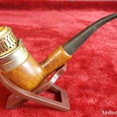 Pipas de fumar: RED POINT. OLD BRIAR. PIPA PARA FUMAR. MADERA DE BREZO. CIRCA 1970. . Lote 99516403