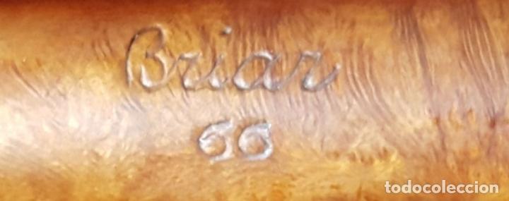 Pipas de fumar: EVEREST. BRIAR 66. PIPA PARA FUMAR. MADERA DE BREZO. CIRCA 1970 - Foto 3 - 100590227