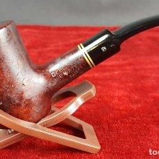 Pipas de fumar: DR. BOSTON. PIRATE. PIPA PARA FUMAR. MADERA DE BREZO. FRANCIA. CIRCA 1970. . Lote 100593259