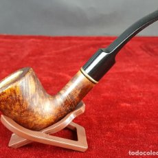 Pipas de fumar: PRINCIPE ALBERT. PIPA PARA FUMAR. MADERA DE BREZO. CIRCA 1970. . Lote 100888995