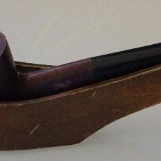 Pipas de fumar: PIPA DE FUMAR. MARCA MARCAJE CORAL MADE IN SPAIN. 30 GR. Lote 111642227