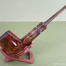 Pipas de fumar: EVEREST. RED 419. PIPA DE FUMAR. MADERA DE BREZO TALLADA. CIRCA 1970. . Lote 116996251