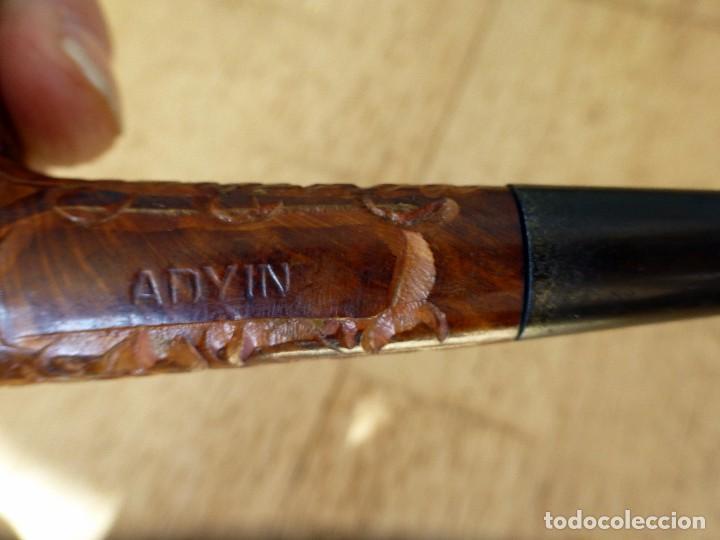 Pipas de fumar: pipa adyin poco usada - Foto 6 - 119220787