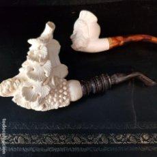 Pipas de fumar: PIPAS DE TABACO. Lote 120134931