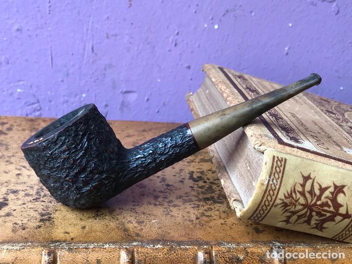 PIPA CITY DELUXE LONDON MADE - MADE IN ENGLAND 789 - TABACO PICADURA (Coleccionismo - Objetos para Fumar - Pipas)