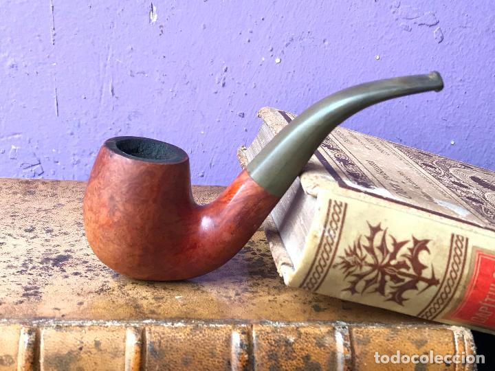 PIPA IRWIN'S LONDON ENGLAND - TABACO PICADURA (Coleccionismo - Objetos para Fumar - Pipas)