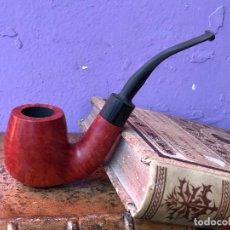 Pipas de fumar: PIPA LA TORRE OSSOLA ERNESTO - NUEVA - TABACO PICADURA. Lote 120333483
