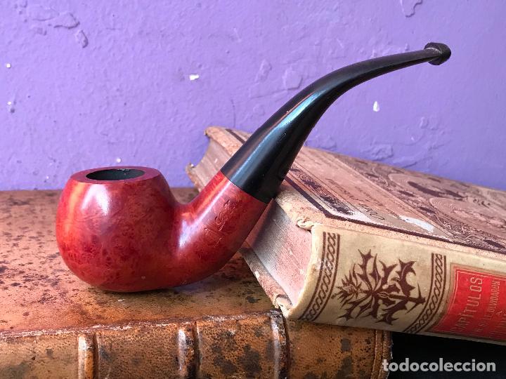 PIPA LA TORRE OSSOLA ERNESTO - NUEVA - TABACO PICADURA (Coleccionismo - Objetos para Fumar - Pipas)