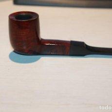 Pipas de fumar: PIPA MEDICO. 14,2 L X 4,4 AL X 1,9 CAZOLETA. USADA. INFO Y 6 FOTOS. Lote 125443663