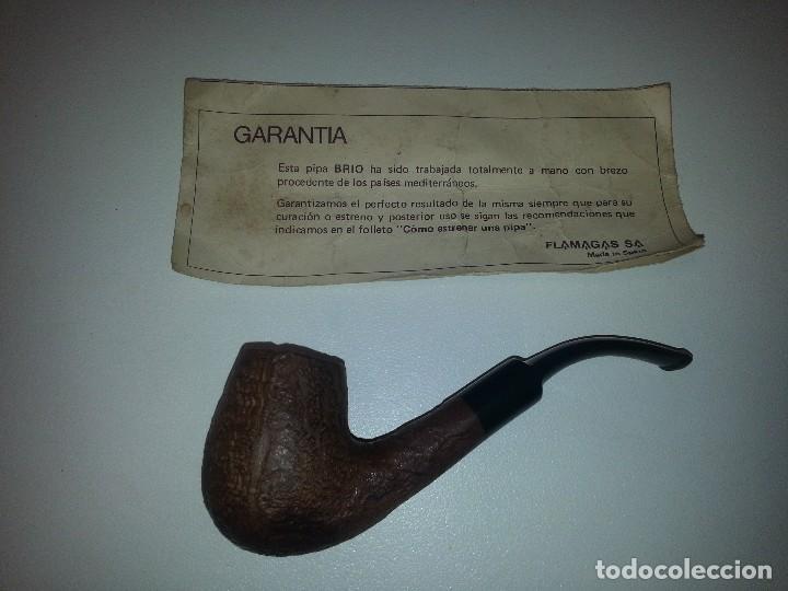 Pipas de fumar: PIPA BRIO 818 - Foto 4 - 126070895