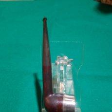 Pipas de fumar: PIPA DE FUMAR DUNHILL EN PLATA MODELO A 0. Lote 128645826