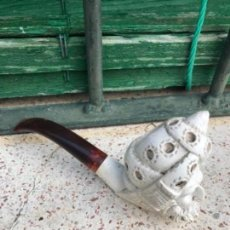 Pipas de fumar: PIPA, ESPUMA DE MAR. Lote 128647039