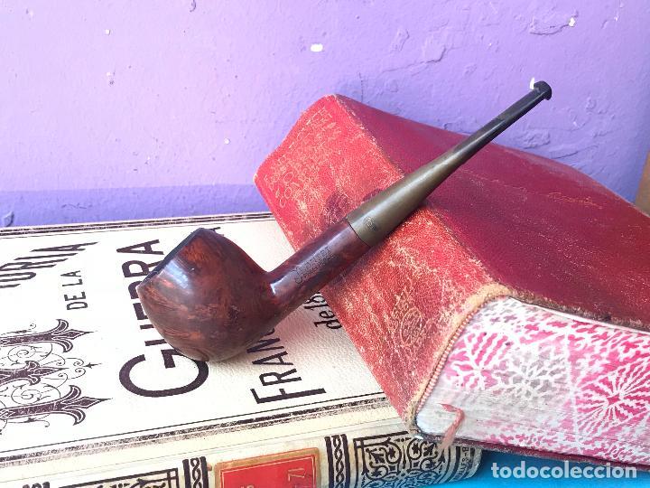 PIPA JEANTET PREFERENCE - TABACO PICADURA (Coleccionismo - Objetos para Fumar - Pipas)
