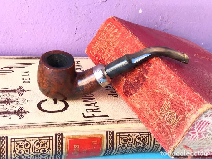 PIPA PARA FUMAR GLORIA BRUYERE EXTRA - TABACO PICADURA (Coleccionismo - Objetos para Fumar - Pipas)