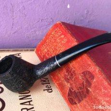 Pipas de fumar: PIPA PARA FUMAR MEDICO STANDART SELECT BRIAR - TABACO PICADURA. Lote 130217503