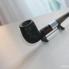 Pipas de fumar: PIPA MASTERLY. 15,5 L X 4,5 ALT CAZOLETA, HORNILLO 2,2 CM. INF. 6 FOTOS.. Lote 131853518