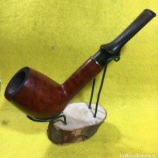 Pipas de fumar: BILLIARD -BIG BEN- ENGLAND NUMERADA. Lote 132505226