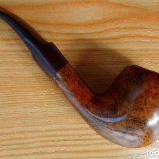 Pipas de fumar: PIPA SANTAMBROGIO SELECTED BRIAR MADE IN ITALY Nº 903. Lote 132689298