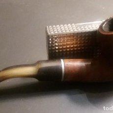 Pipas de fumar: PIPA MARCA MASTERLY MADERA . Lote 135464418