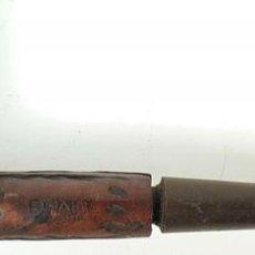 Pipas de fumar: PIPA PARA FUMAR. SPAIN GARANTIA. MADERA DE BREZO TALLADA. CIRCA 1970. . Lote 141204098