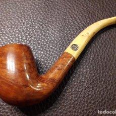 Pipas de fumar: PIPA DE LA FIRMA SALVATELLA. Lote 144653274